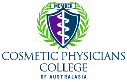 Cosmetic Physicians College of Australasia Logo